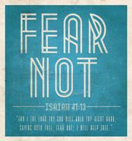 Fear Not by Blugi