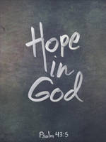 Hope in God by Blugi