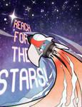 Reach For The Stars! by carlottArt
