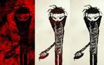 Scitsofrinic Homicidal Maniac by Skyer