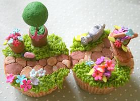 garden bliss by ZaLita