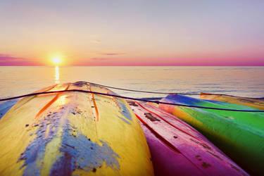 Kayak Island by KrisVlad