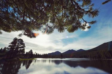 Sprague Lake by KrisVlad