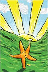 The Embarrassed Starfish by Vyano-Xiaah