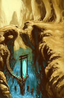 lost portal by defcombeta