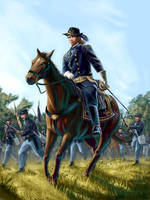 American Union forces 1864 by defcombeta