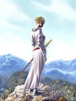 Joan of Arc by defcombeta