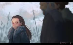 Game Of Thrones 7 by kardiology