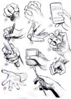 daily sketch  2102 by nosoart