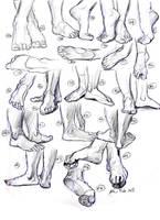 daily sketch  2104 by nosoart