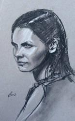 daily sketch 2531 by nosoart