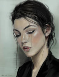 daily sketch 3584 by nosoart