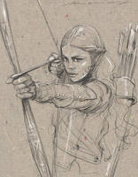 sketch 4462 by nosoart