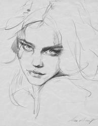 sketch 4466 by nosoart