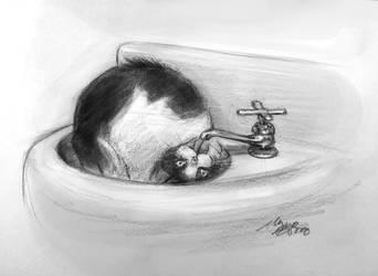 sketch 5346 by nosoart
