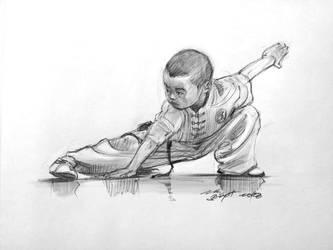 sketch 5897 by nosoart