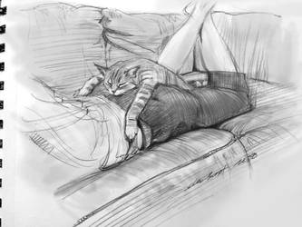 sketch 5831 by nosoart