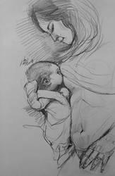 sketch 5943 by nosoart