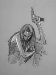 sketch 5945 by nosoart