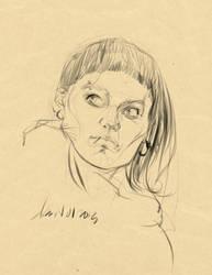sketch 5946 by nosoart