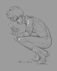 sketch 5947 by nosoart