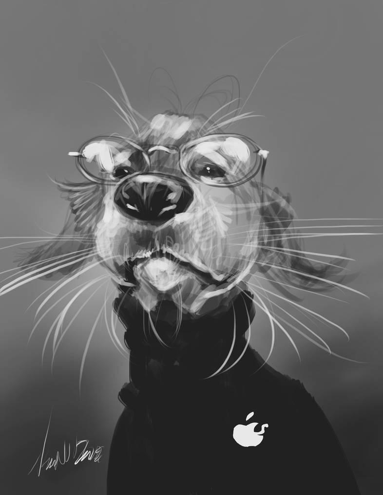 sketch 5952 by nosoart