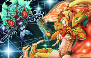Metroid la Kill by Hakuramen
