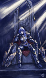 The Future Past- Brave Lucina by Hakuramen