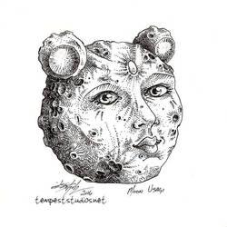 Moon Usagi by TempestErika