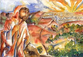 Precious Jerusalem by Karontye