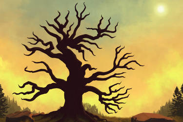 The Tree by ThamuzMartu