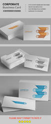 Corporate Business Card by mehrodesigns