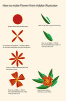 How to Make a Flower by LadyAngelus