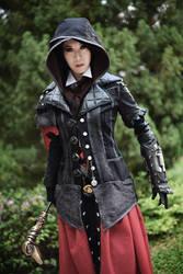 Evie Frye cosplay by LadyAngelus