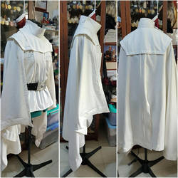 Star wars - Krennic Raincoat by LadyAngelus