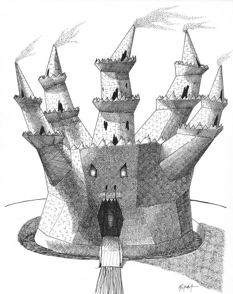 The Good Castle by AgustinGoba