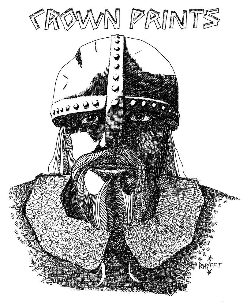 Crown Prints by AgustinGoba