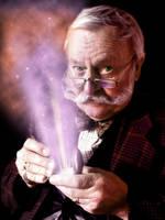 Old Magician by Yamilisa