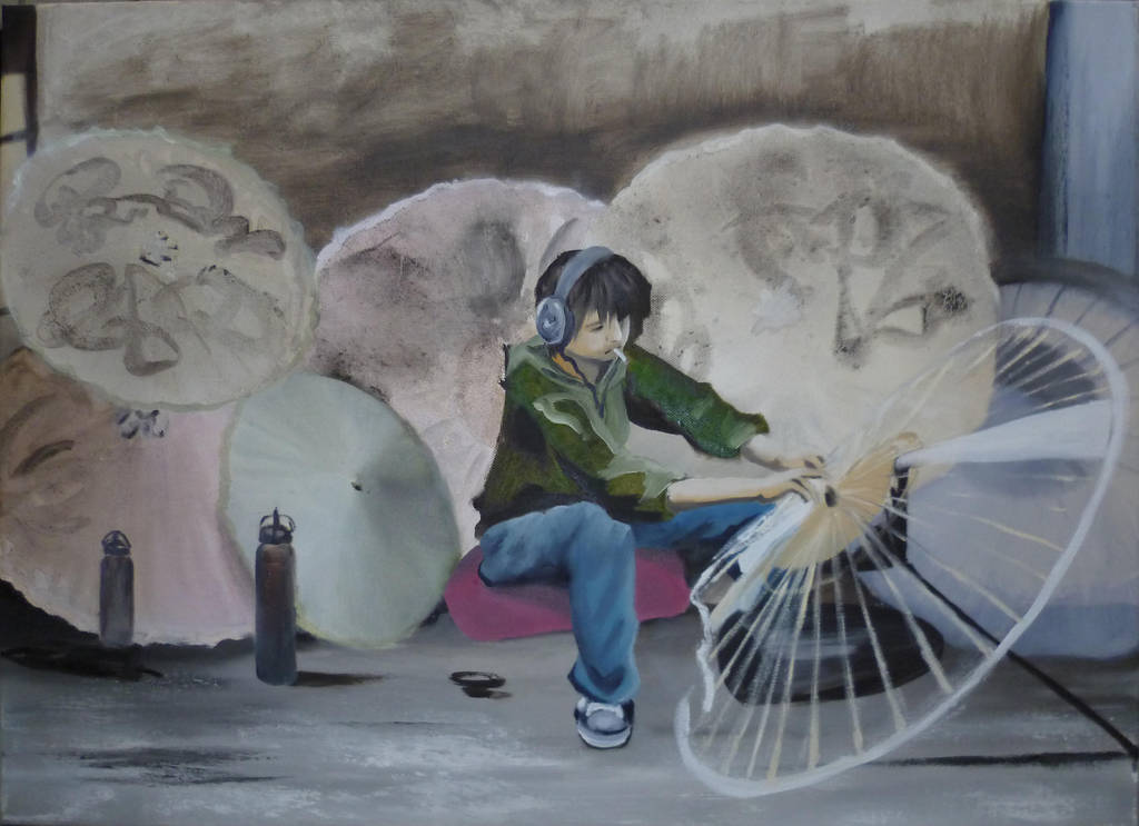 Baito by Yamilisa