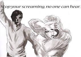 Spousel Abuse by Yamilisa