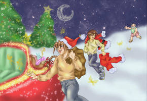 So long, Mr. Santa by Yamilisa