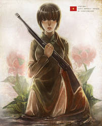 APH-HBD Vietnam by sweetcrescent