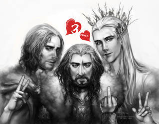 The three kings by sweetcrescent
