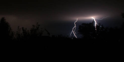 Thunderstorm by PrismTank