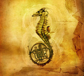 Hippocampus by sigu