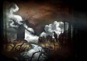 The Windmill by sigu
