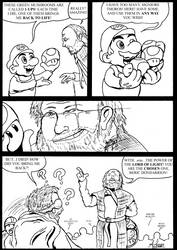 Thoros learns how to resurrect Beric Dondarrion by Johnny12575