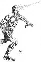 Randon Sketches 2009 I by CMReis