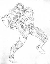 Random Sketches II by CMReis