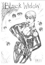 Black Widow II by CMReis